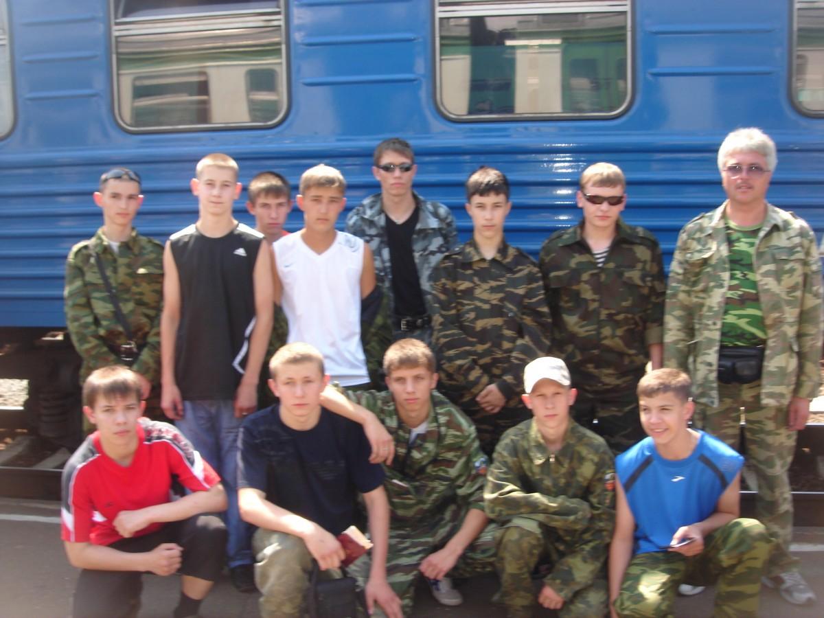 Экспедиция Невский пятачок 2008 (1)