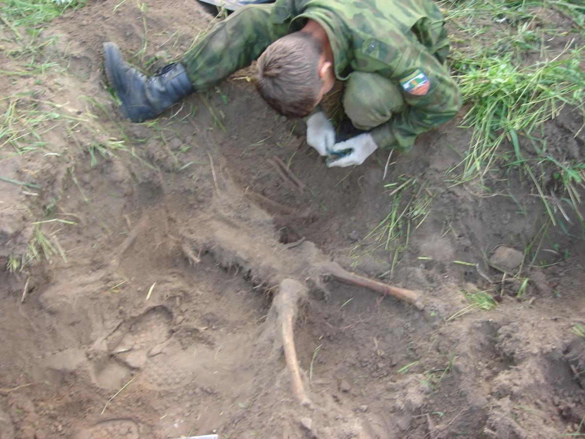 Экспедиция Невский пятачок 2008 (6)