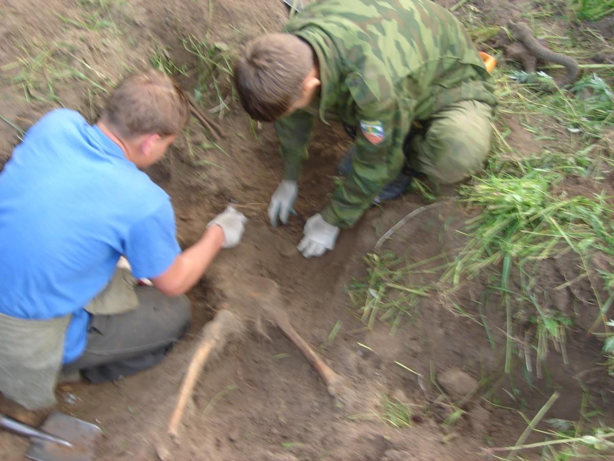 Экспедиция Невский пятачок 2008 (7)