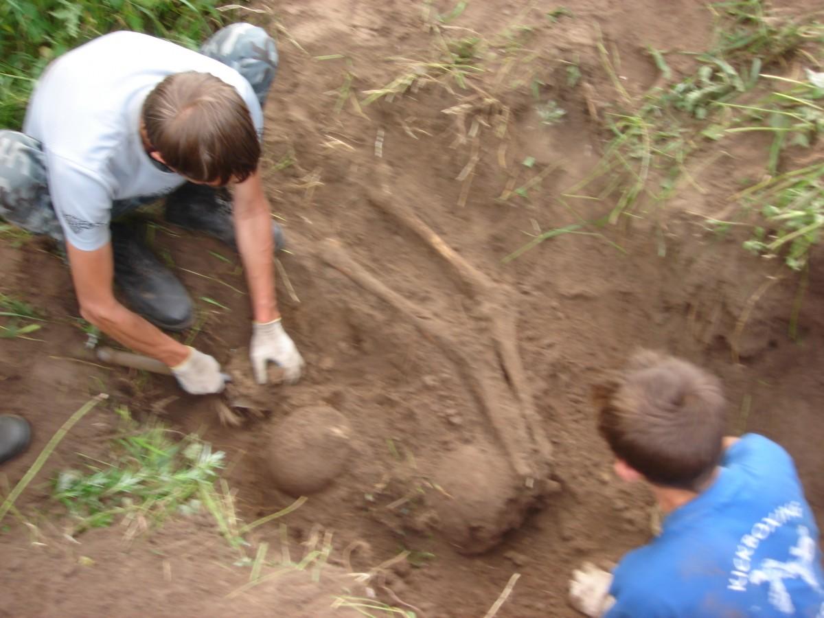 Экспедиция Невский пятачок 2008 (8)