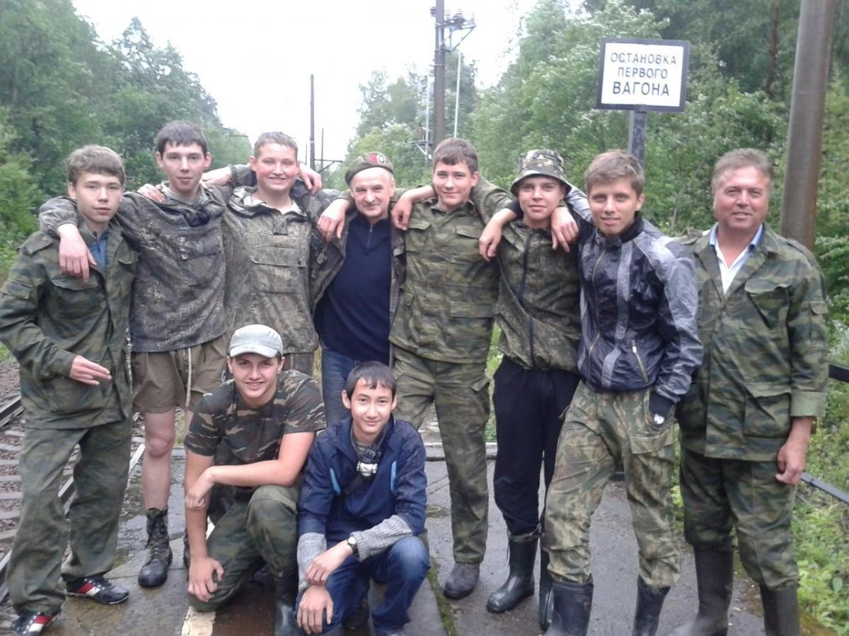 Экспедиция Невская дубровка 2013 (2)