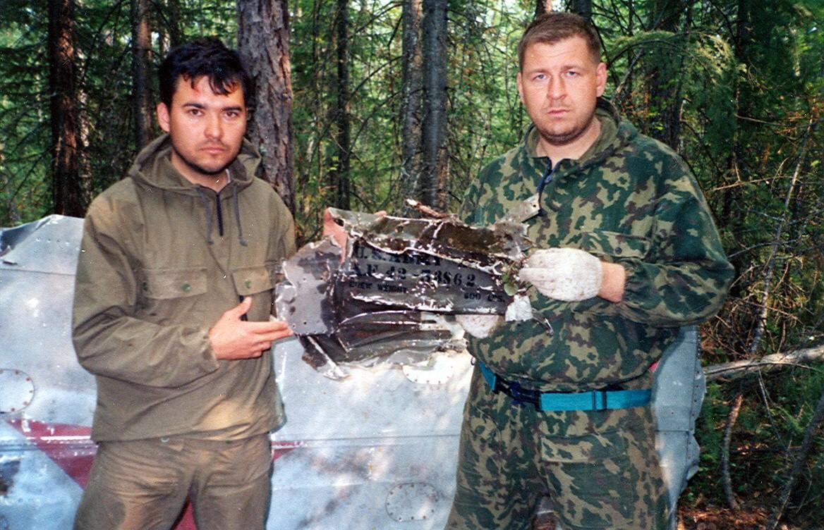 Экспедиция Усть-Кутская тайга (2003) (3)