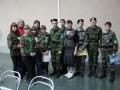 На слёте с друзьями отрядов Шелеховского р-она